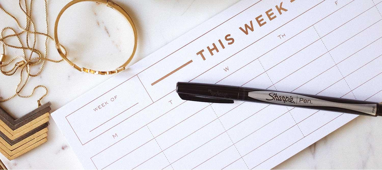 Créer un calendrier éditorial pour sa stratégie de contenu