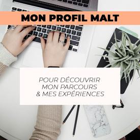 Profil malt rédacteur copywriter freelance